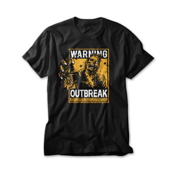 OtherTees: Warning Outbreak