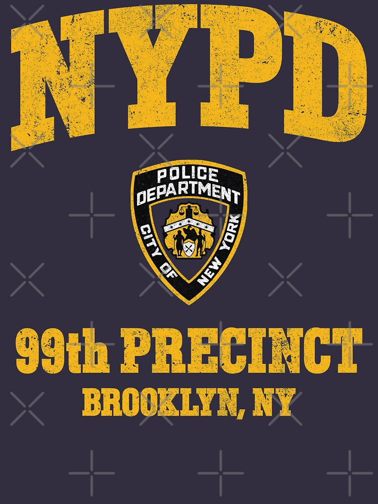 RedBubble: 99th Precinct - Brooklyn NY