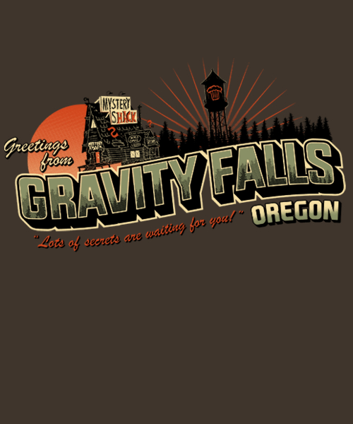 Qwertee: Greetings From