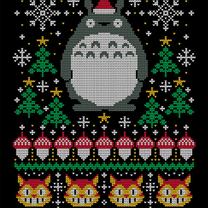 Qwertee: My Christmas Guest