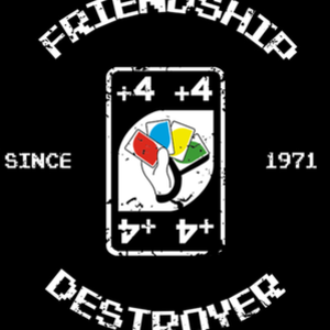 Qwertee: Friendship Destroyer