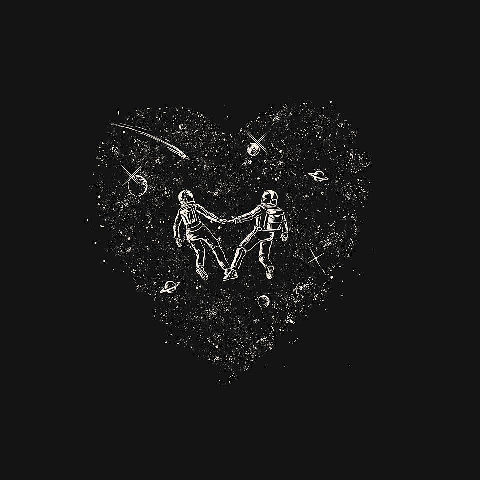 TeeFury: Astro Lovers