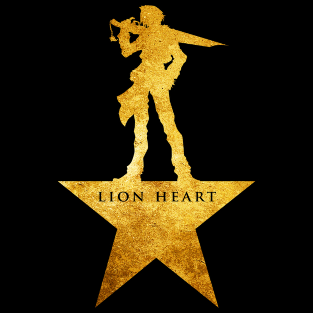 NeatoShop: Lionheart Star