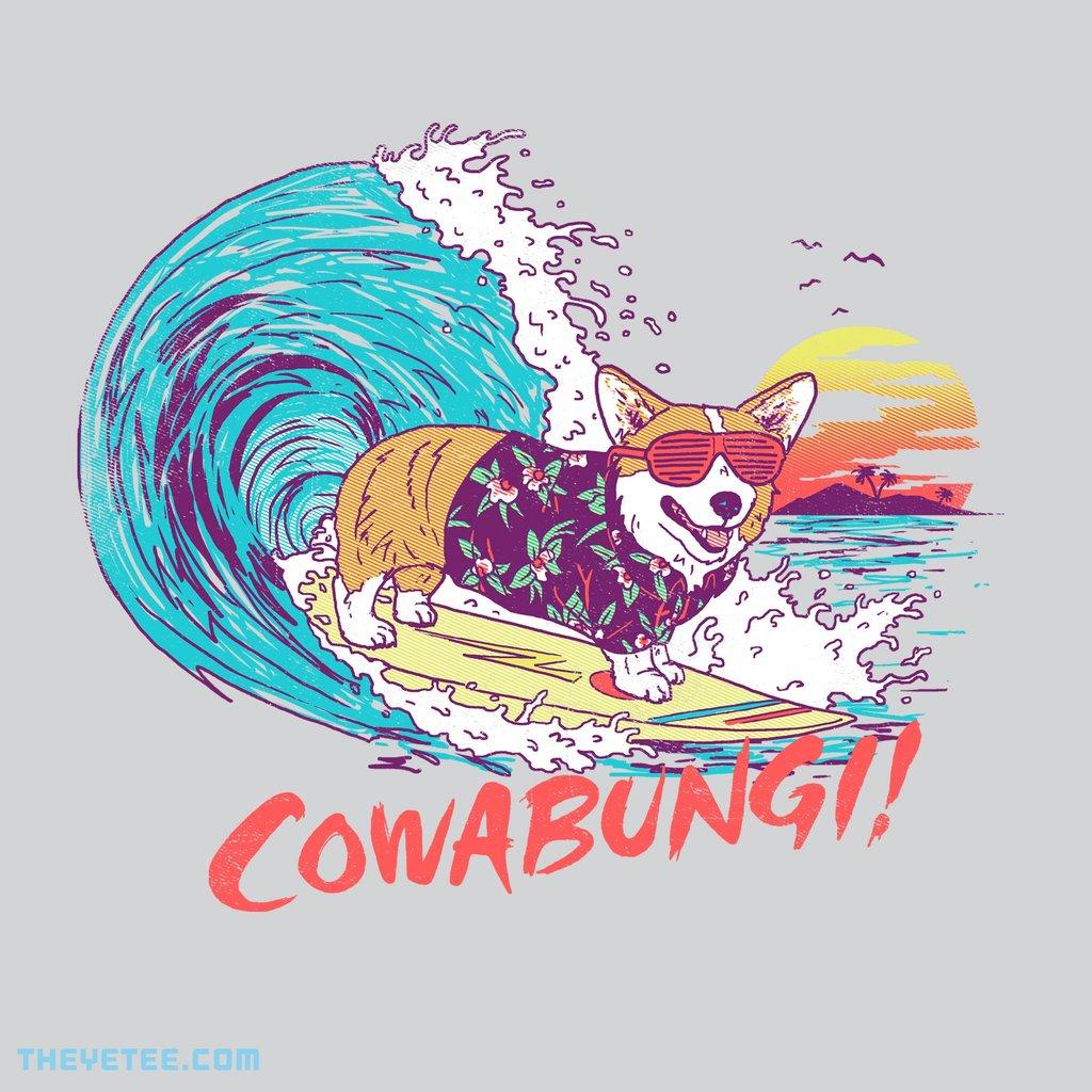 The Yetee: Cowabungi! by Hillary White