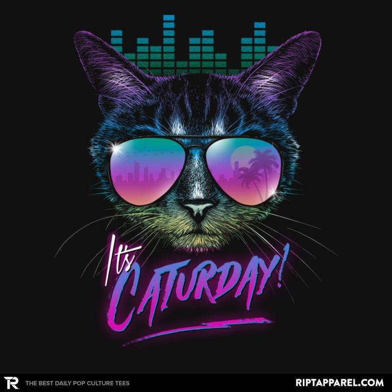 Ript: It's Caturday!