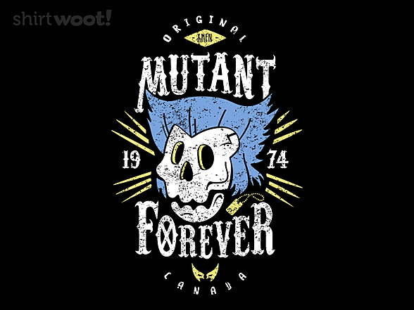 Woot!: Mutant Forever