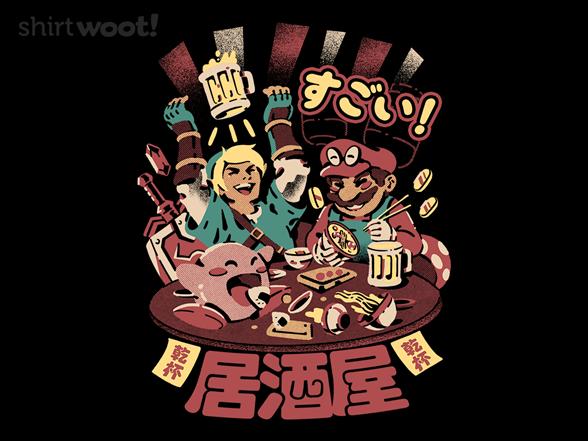 Woot!: Hero's Tavern