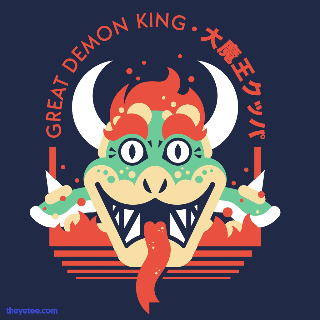 The Yetee: Great Demon King