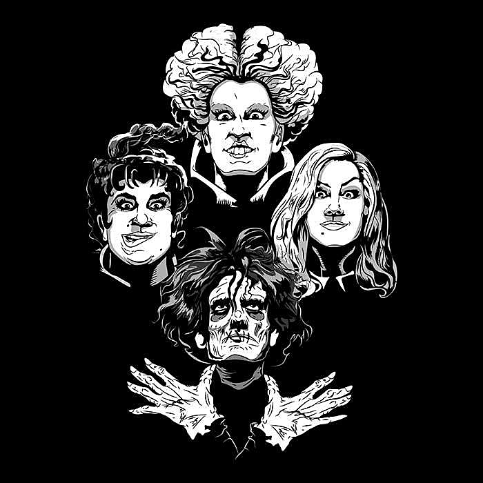 Once Upon a Tee: Sanderson Rhapsody