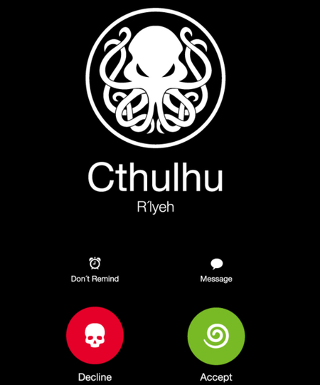 Qwertee: The Call of Cthulhu