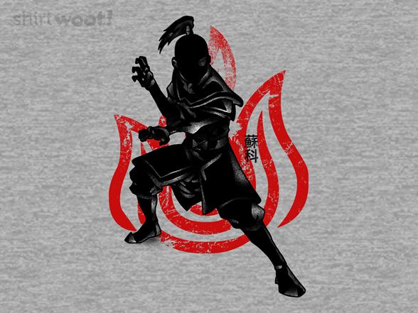 Woot!: Crimson Firebender