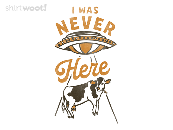 Woot!: I Was Never Here