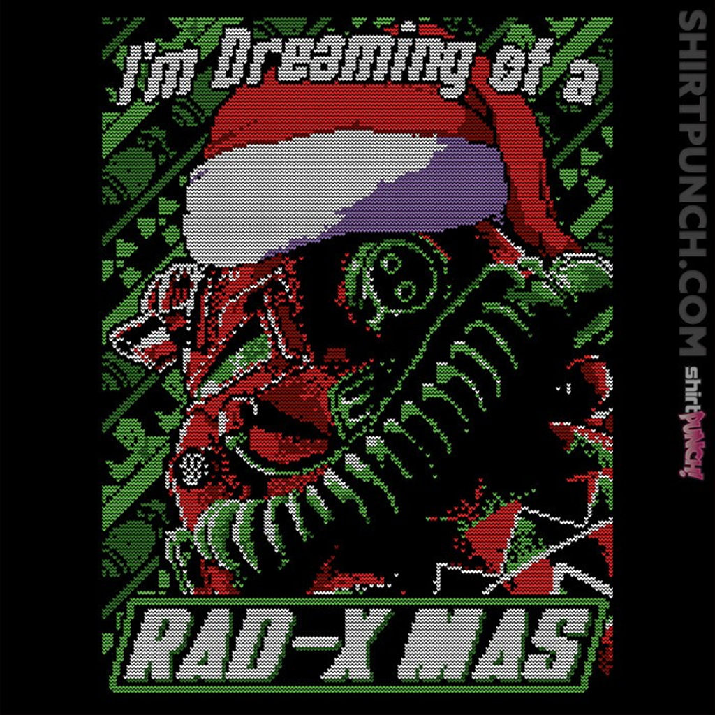 ShirtPunch: Rad Xmas