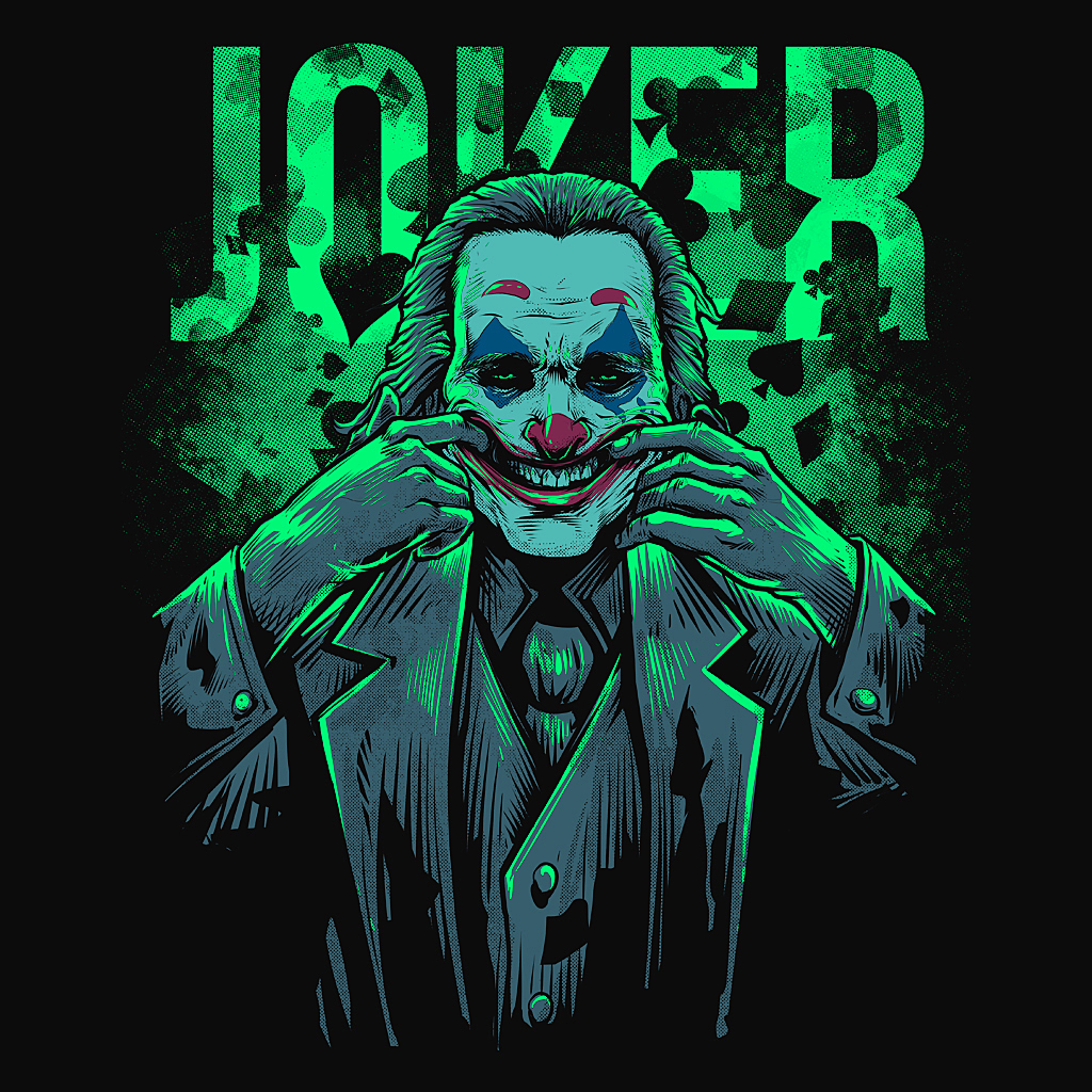 TeeTee: Joker