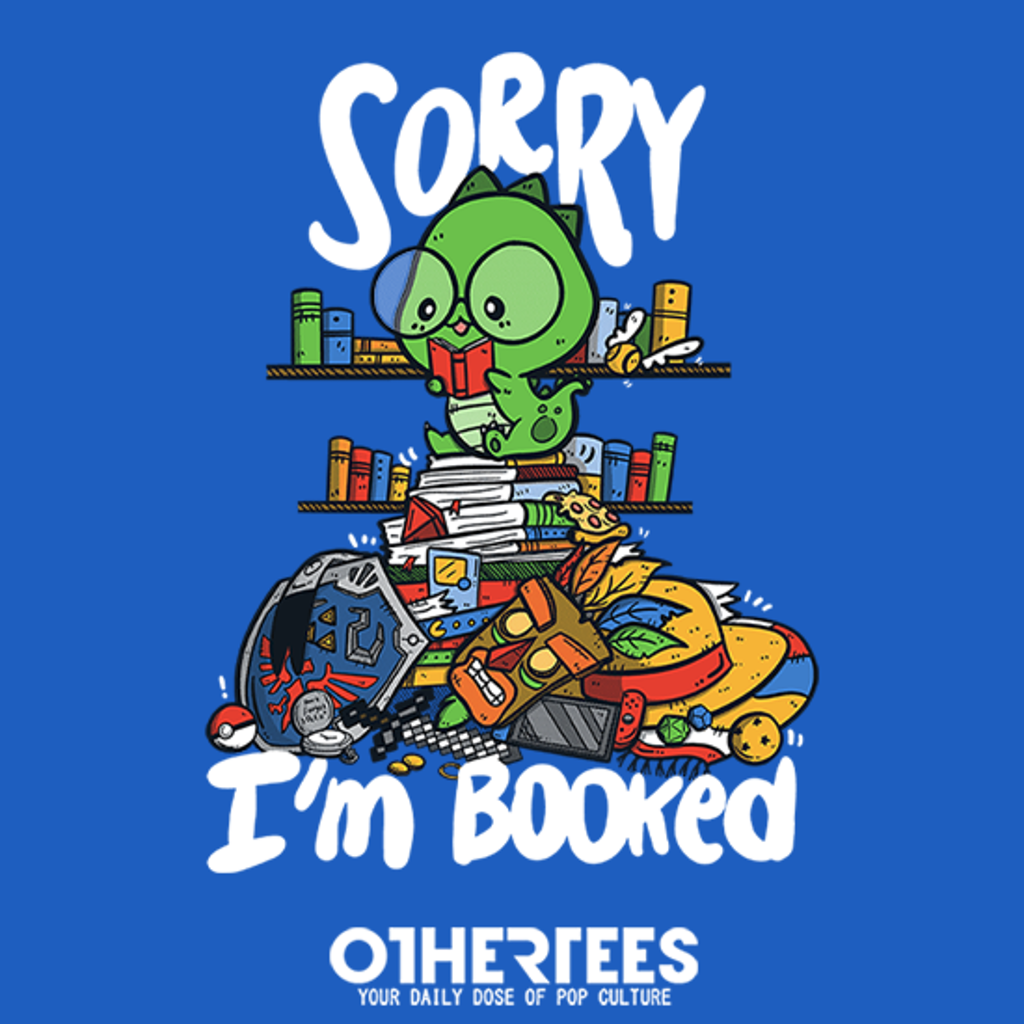 OtherTees: Booked