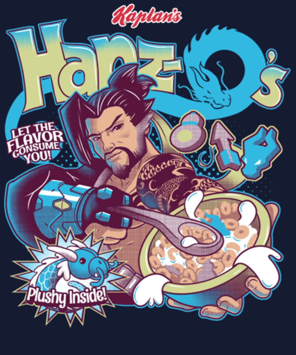 Qwertee: Hanz-O's