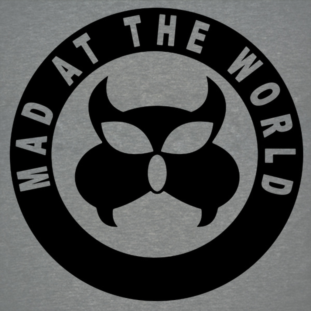 NeatoShop: MAD at the world!