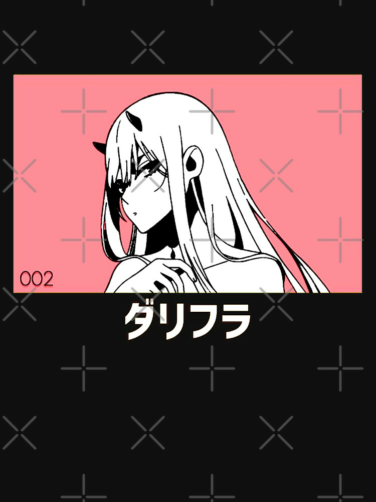 RedBubble: Darling in the franxx