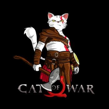 BustedTees: Cat of War