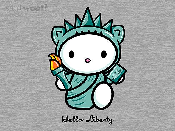 Woot!: Kitty of Liberty