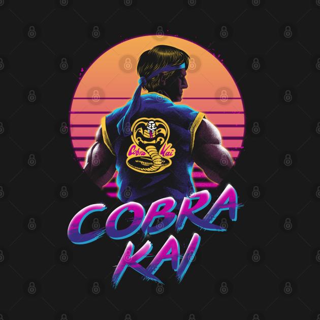 TeePublic: Rad Cobra Kai