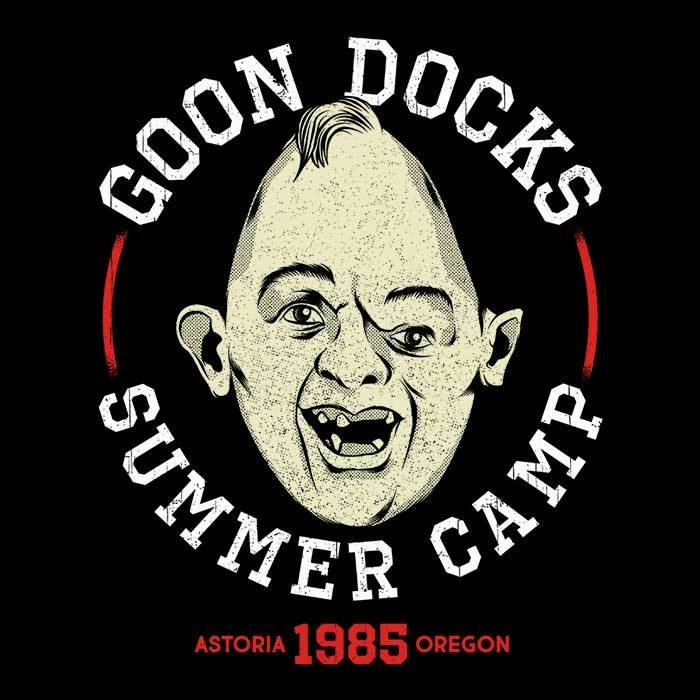 Once Upon a Tee: Goondocks Summer Camp