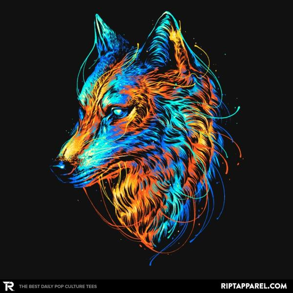 Ript: Colorful Wolf