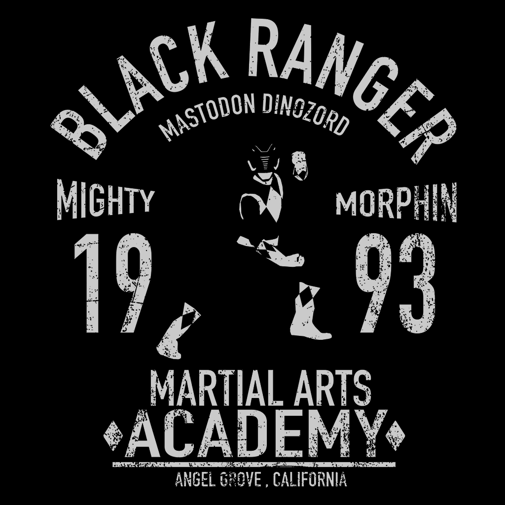 Pop-Up Tee: Mastodon Ranger