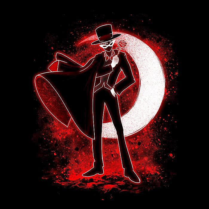 Once Upon a Tee: Masked Gentleman