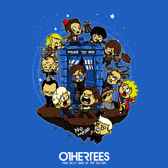 OtherTees: Let's Play Doctor