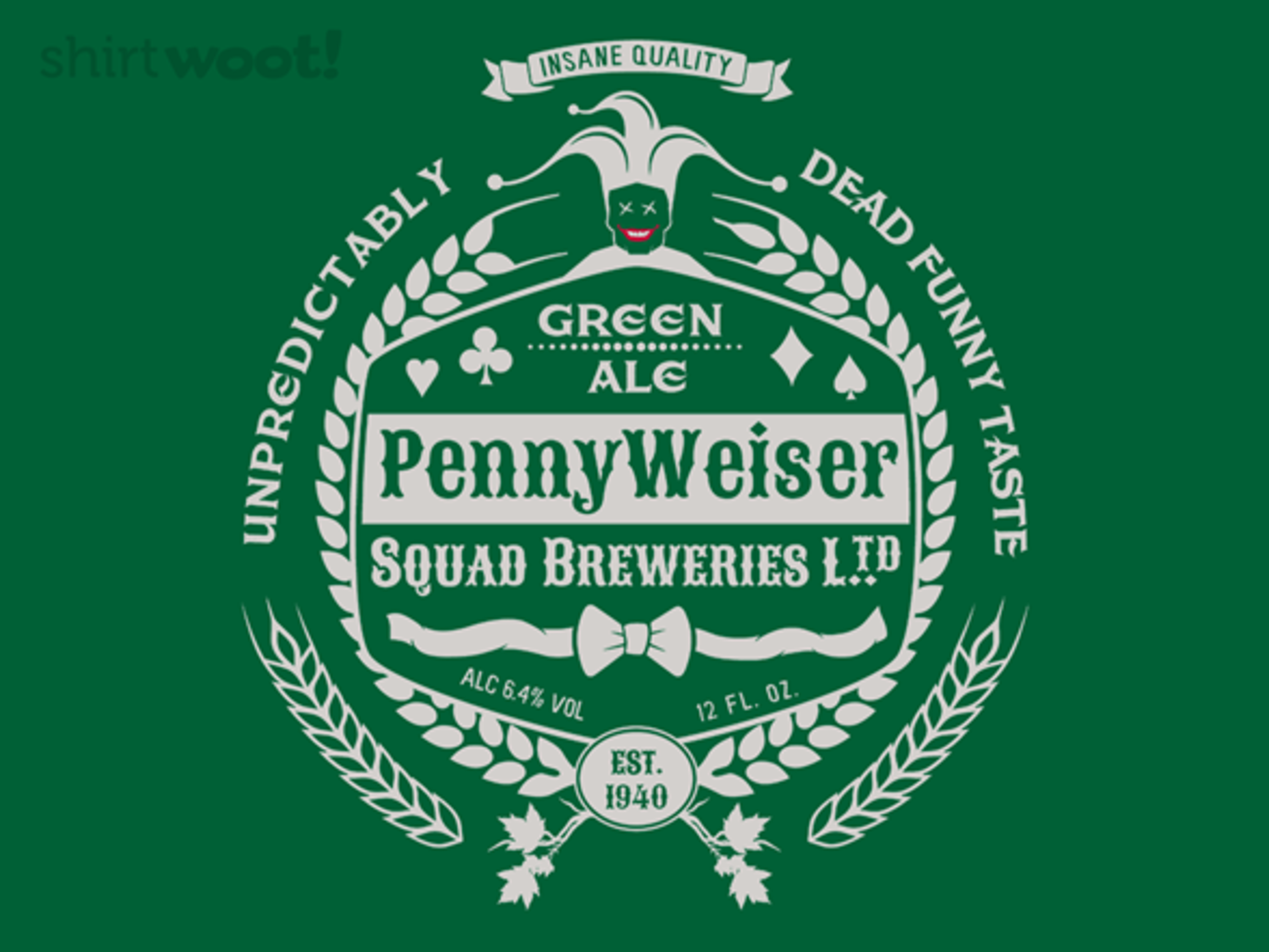 Woot!: Pennyweiser - Squad Breweries - $7.00 + $5 standard shipping