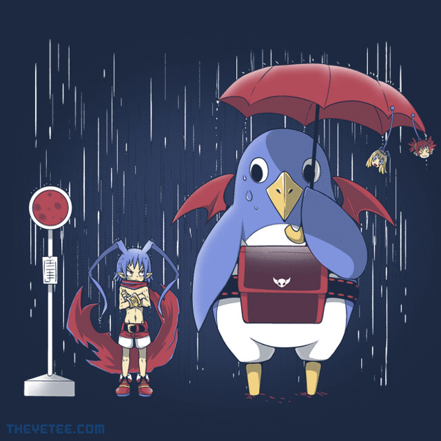 The Yetee: My Neighbour Prinny