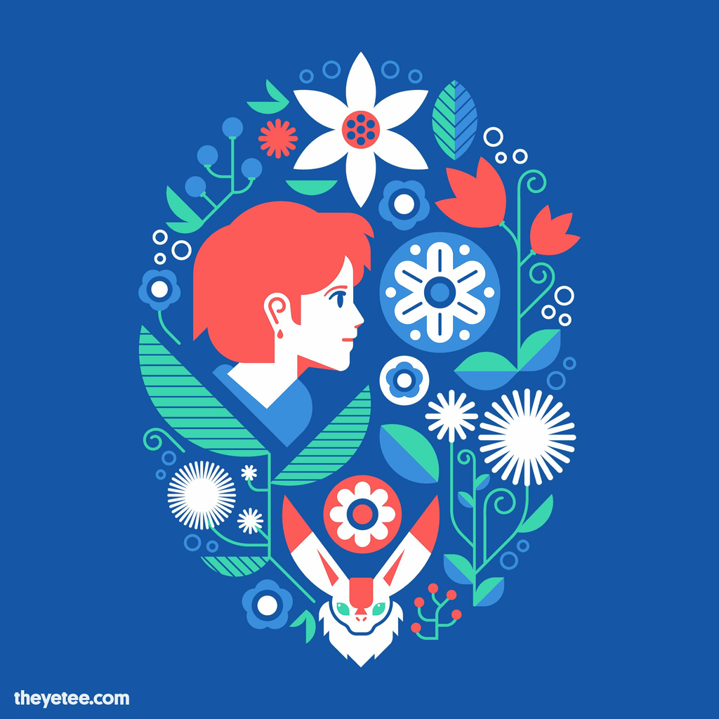 The Yetee: Flowers of the Wind