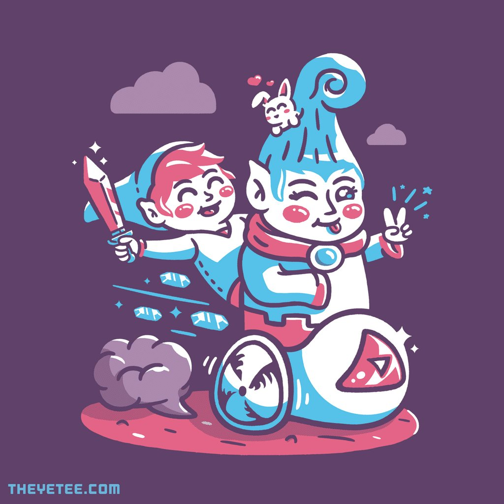 The Yetee: Joy Ride by minilla