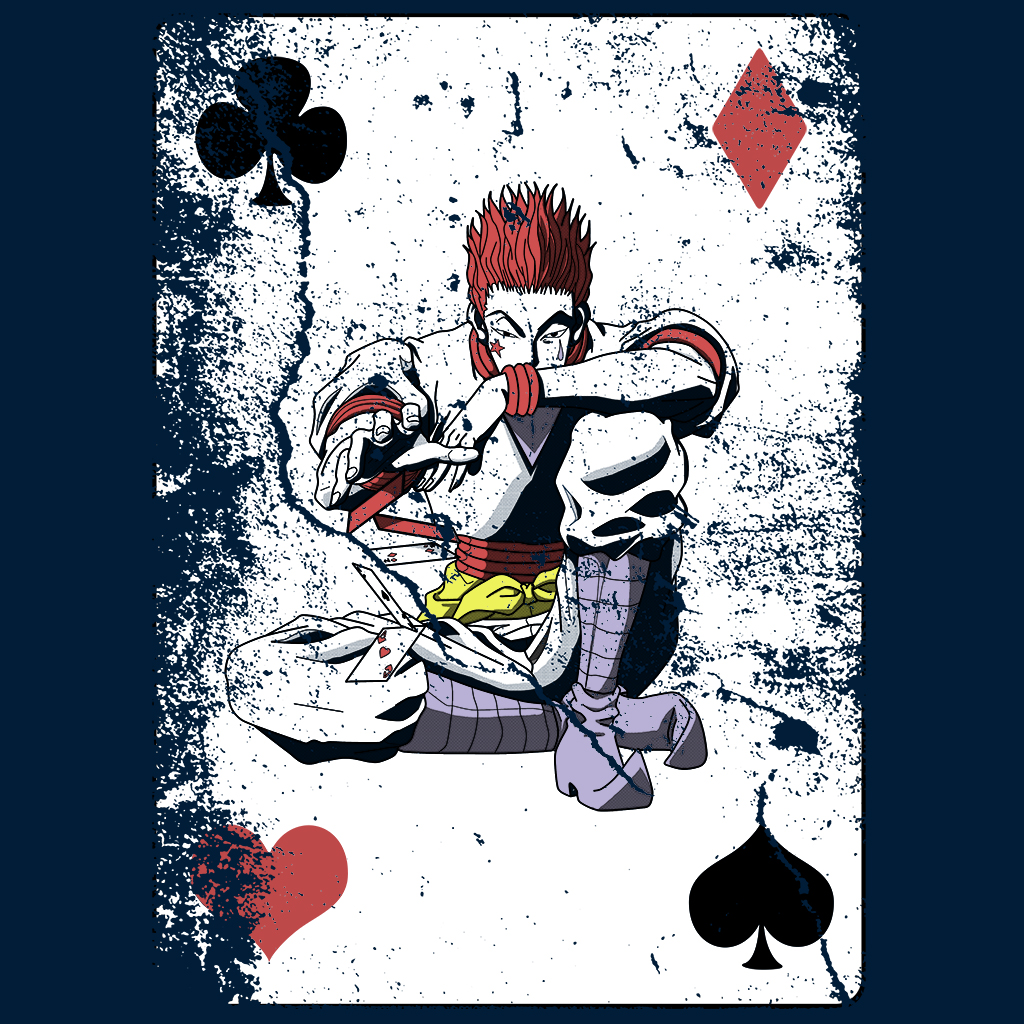 the joker card from teetee | day of the shirt