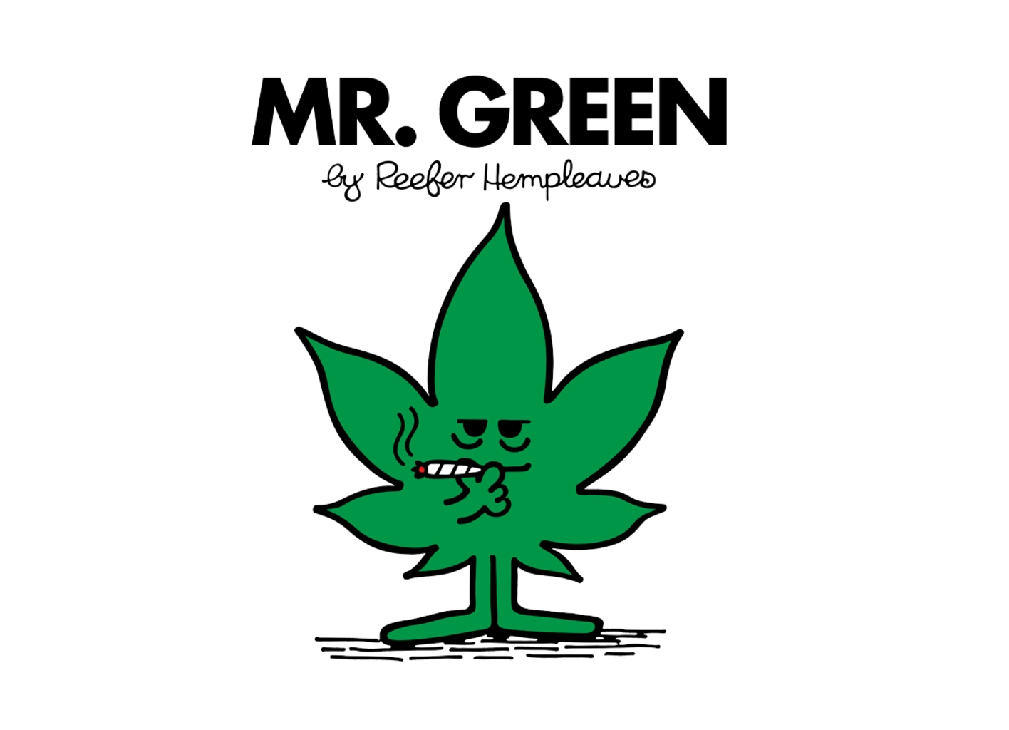 Threadless: Mr. Green