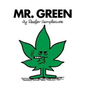 Threadless: Mr. Green