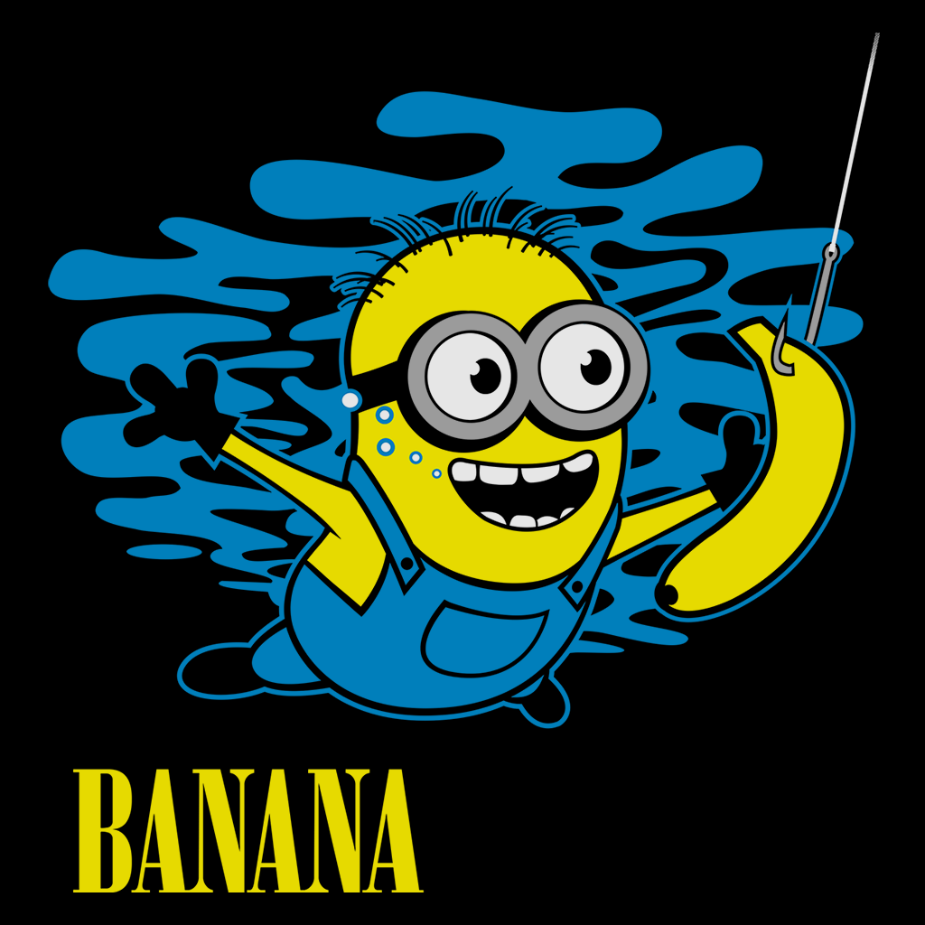 Pop-Up Tee: Nivana Banana