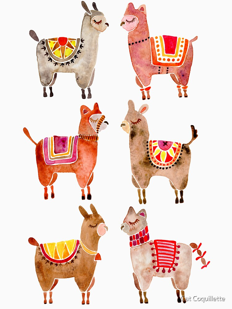 RedBubble: Alpacas