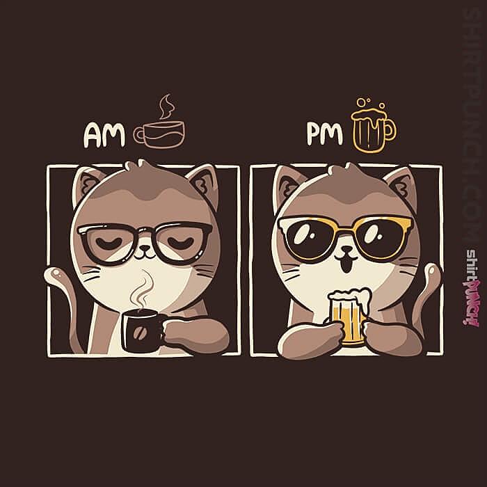 ShirtPunch: AM PM
