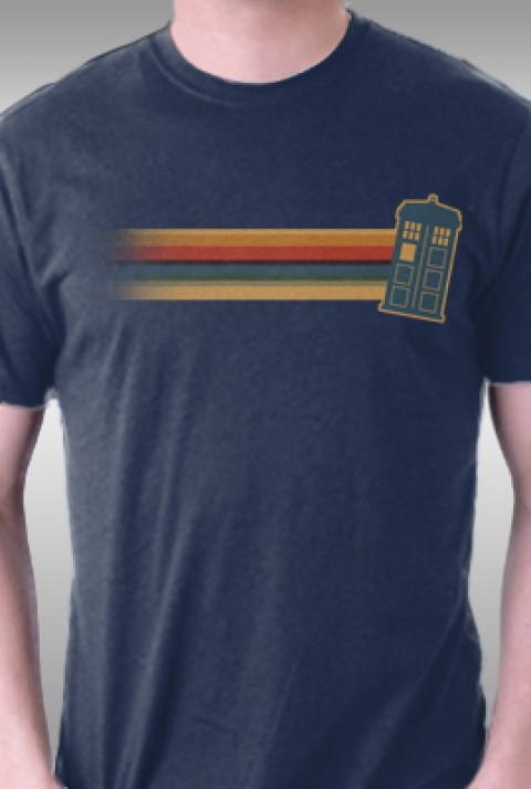 TeeFury: 13th Doctor