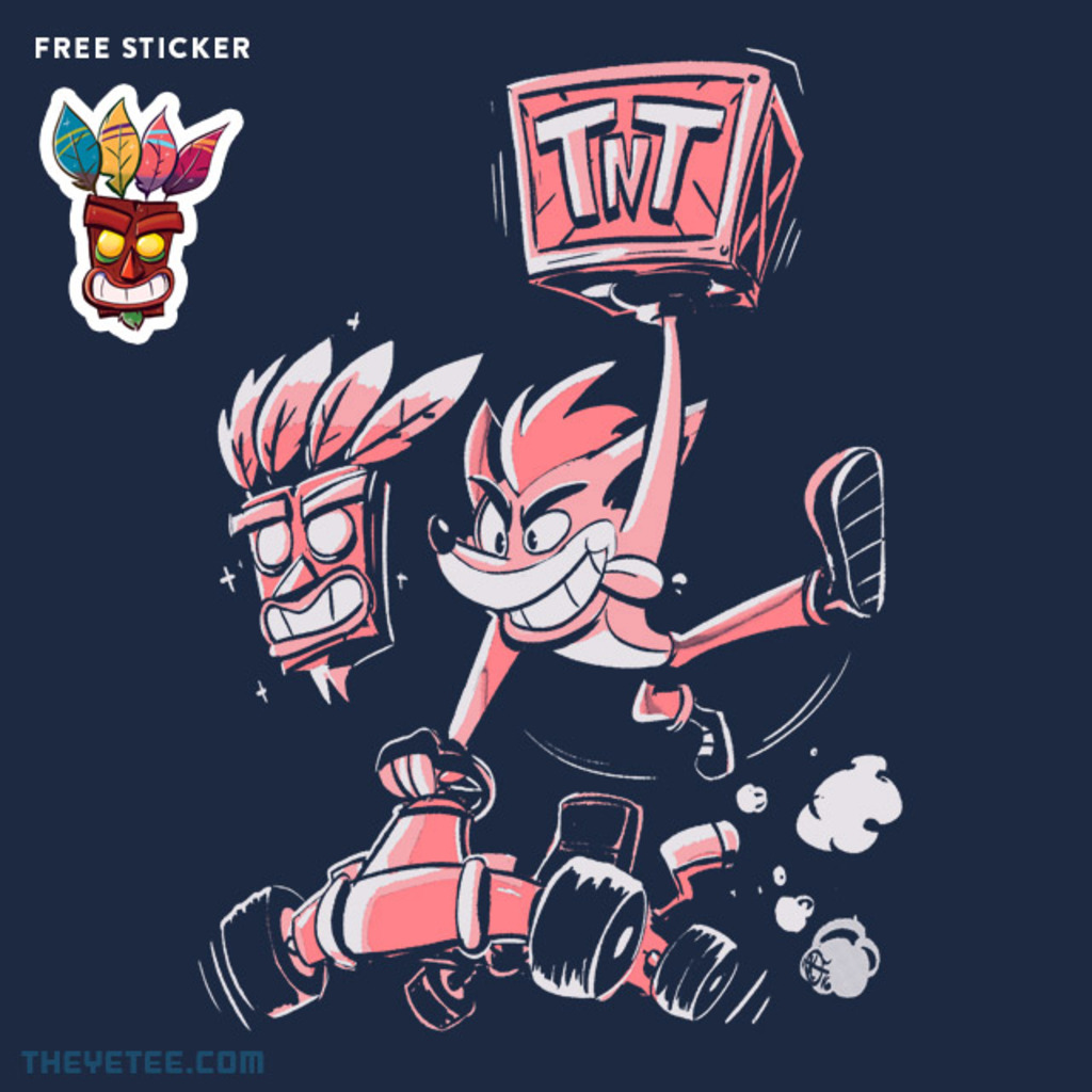 The Yetee: Crash Course