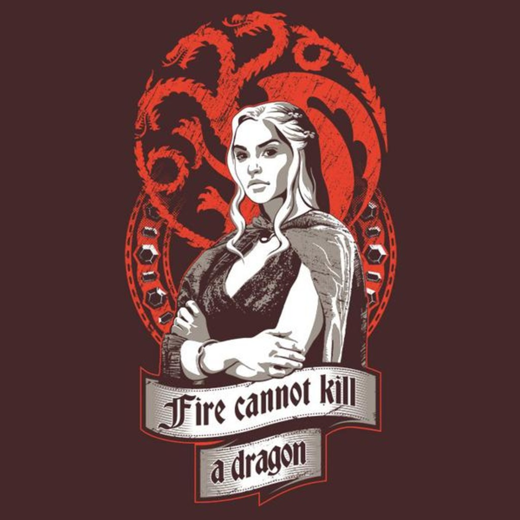 Tee11: Mother of Dragons