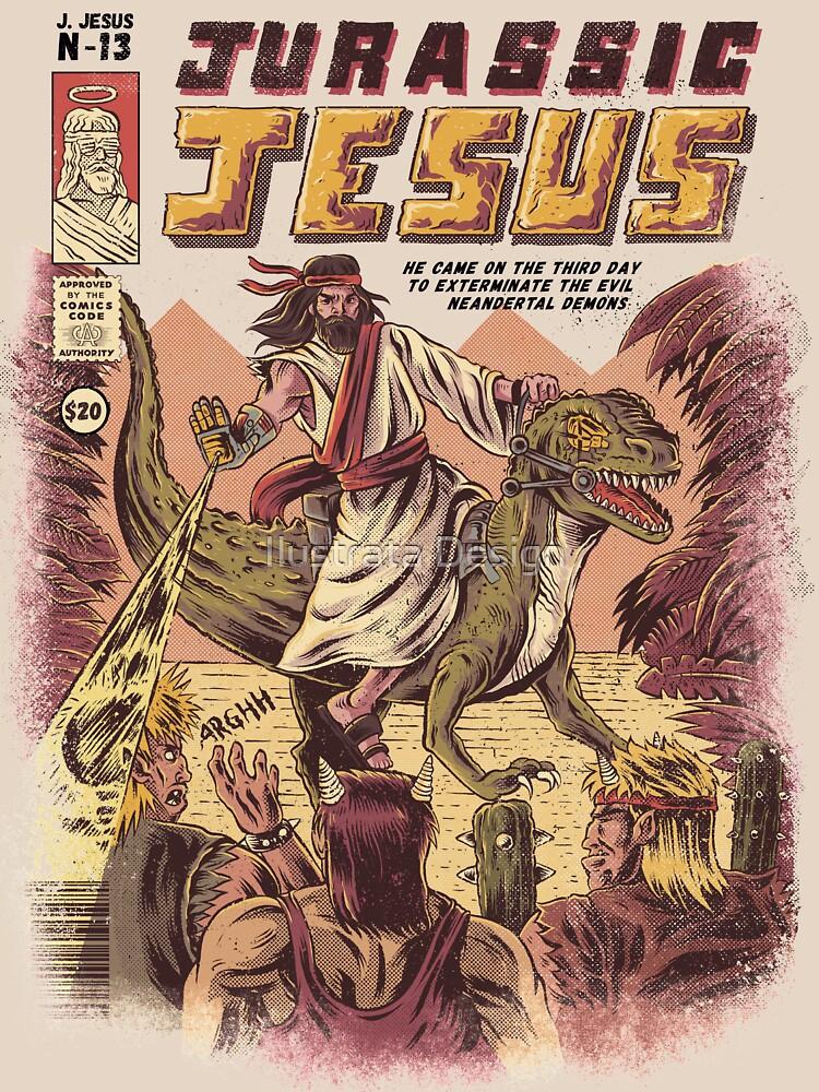 RedBubble: JURASSIC JESUS