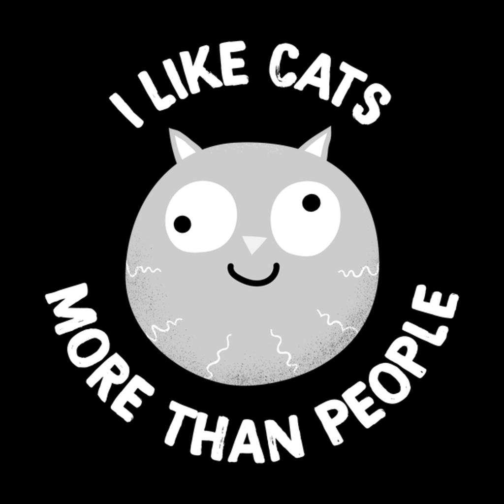 NeatoShop: I Like Cats More