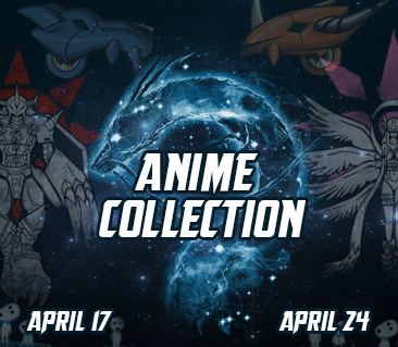 TeeFury: Anime Collection