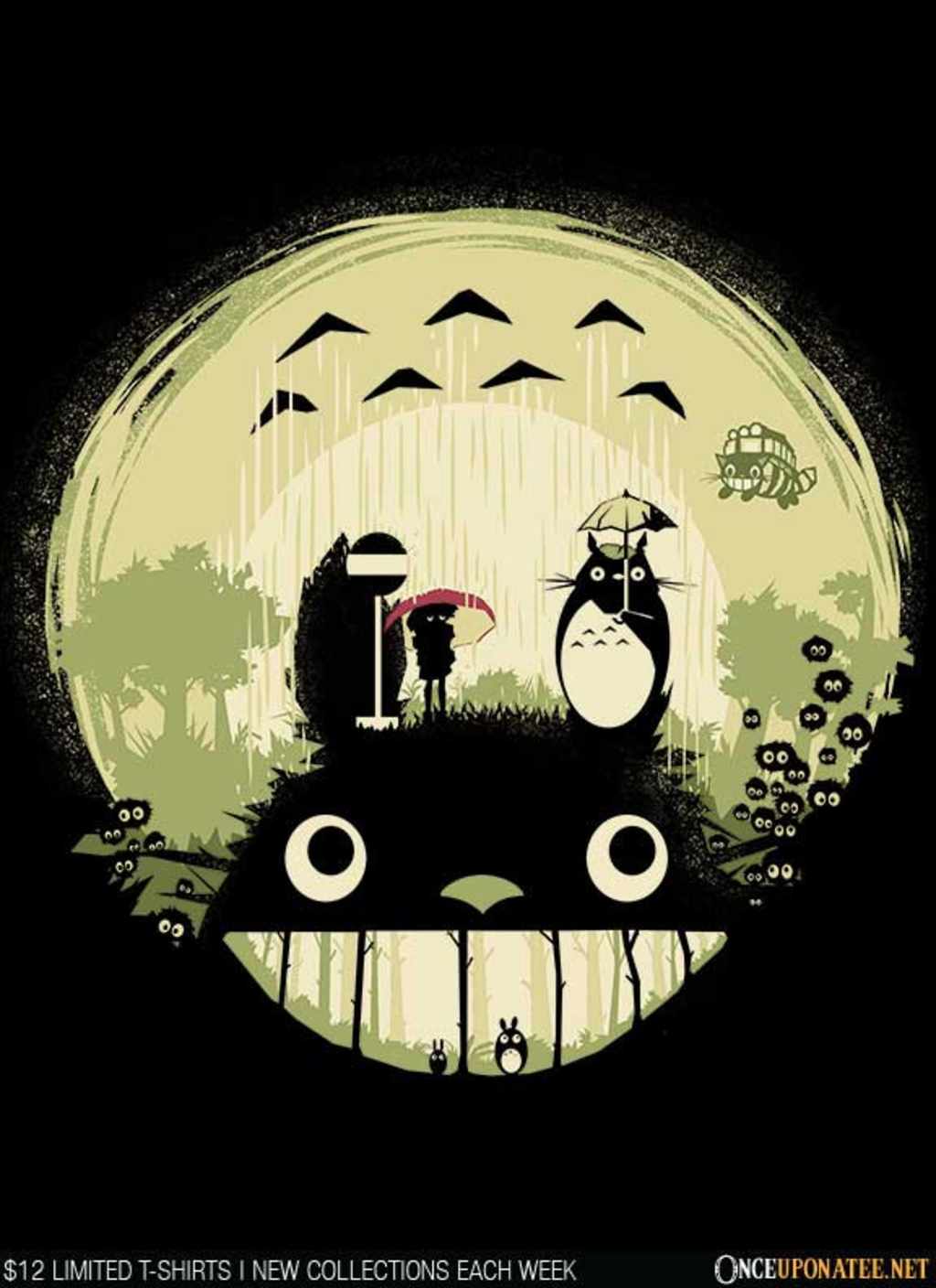 Once Upon a Tee: Forest Dream