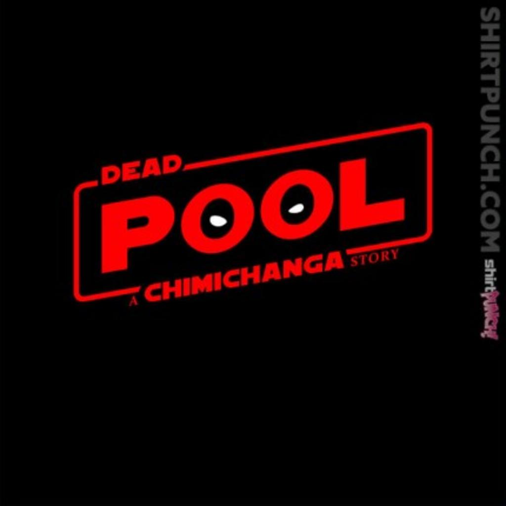 ShirtPunch: Chimichanga Story