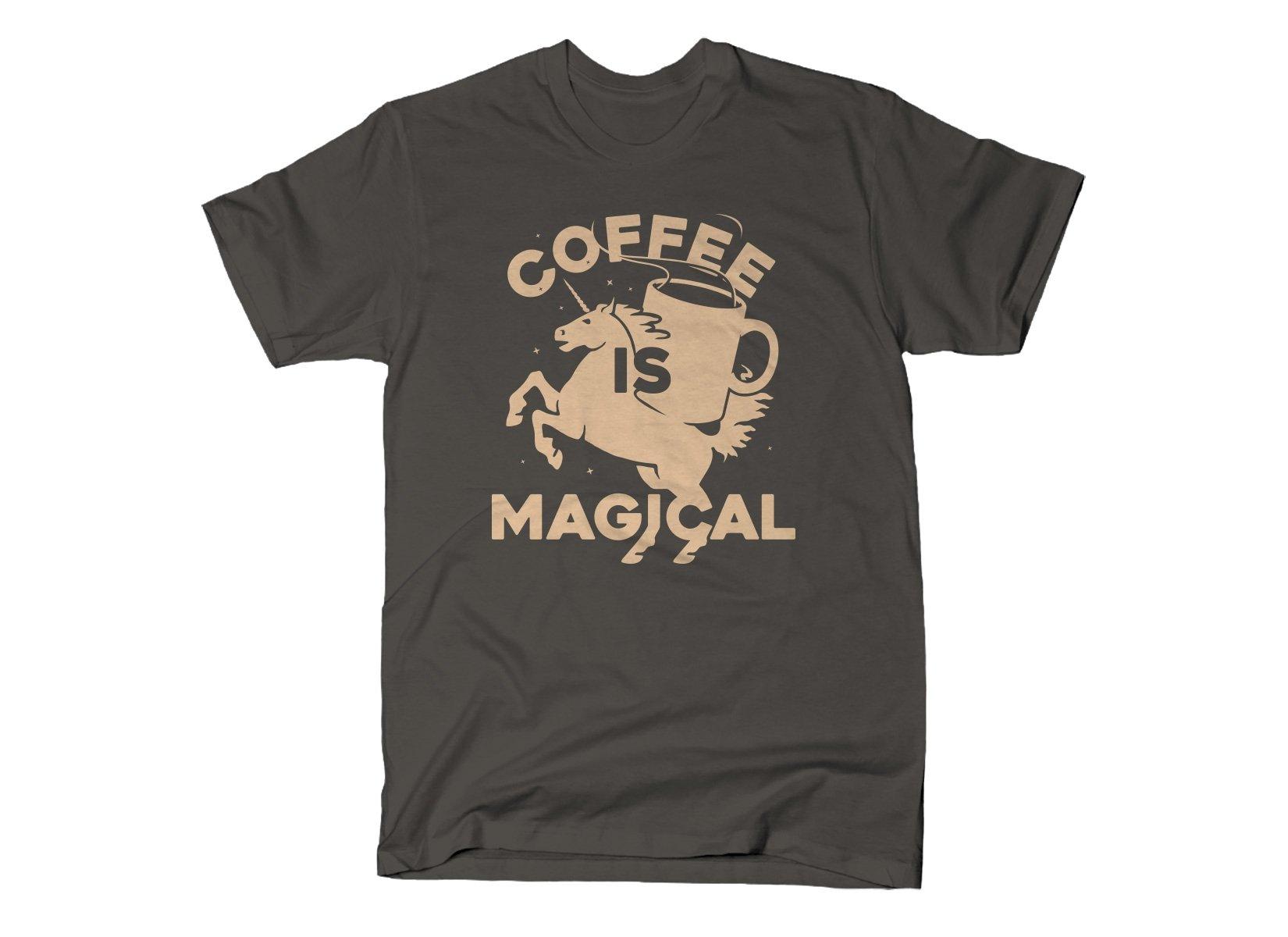 SnorgTees: Coffee Is Magical