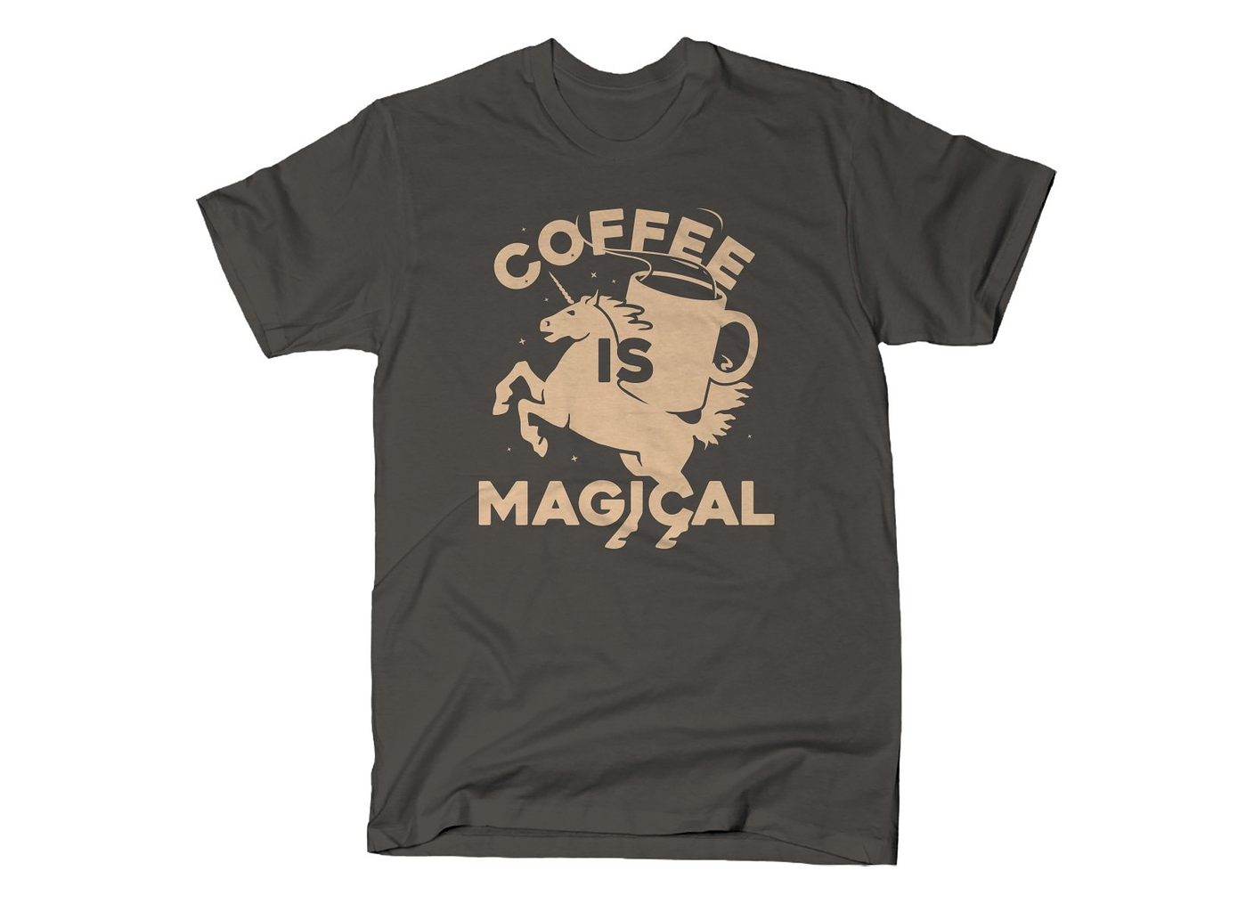 SnorgTees: Coffee Is Magical